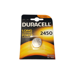 Bateria DURACELL 2450