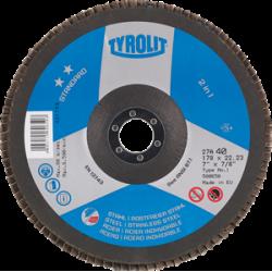 Lamelka Tyrolit Standard Granulacja 60