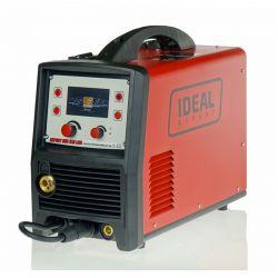 IDEAL EXPERT MIG 215 LCD MIG/MMA/TIG SYNERGIC