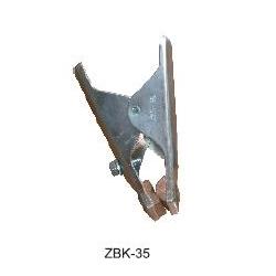 Zacisk biegunowy kleszczowy ZBK - 35